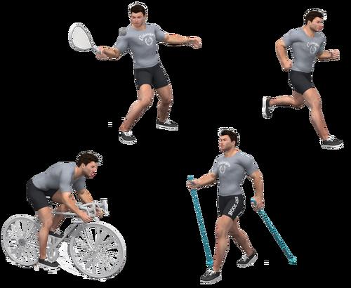 Fitheidsnorm - Beweegmodel - Fitness Als Medicijn