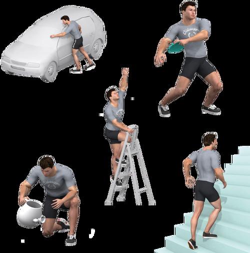 Gezondheidsnorm - Beweegmodel - Fitness Als Medicijn