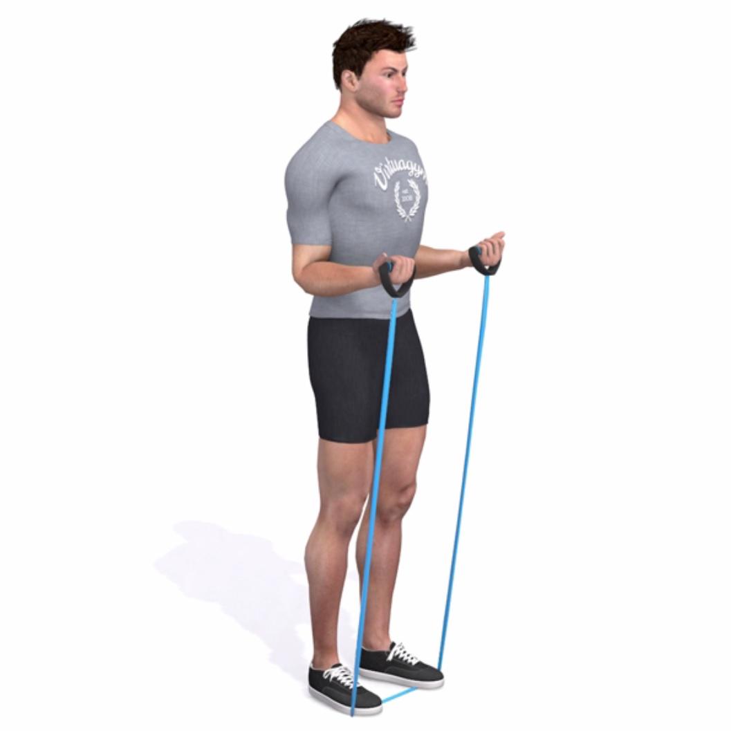 Biceps curl - Fitness Als Medicijn Oefening
