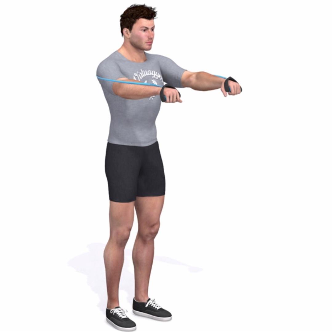Chestpress - Fitness Als Medicijn Oefening