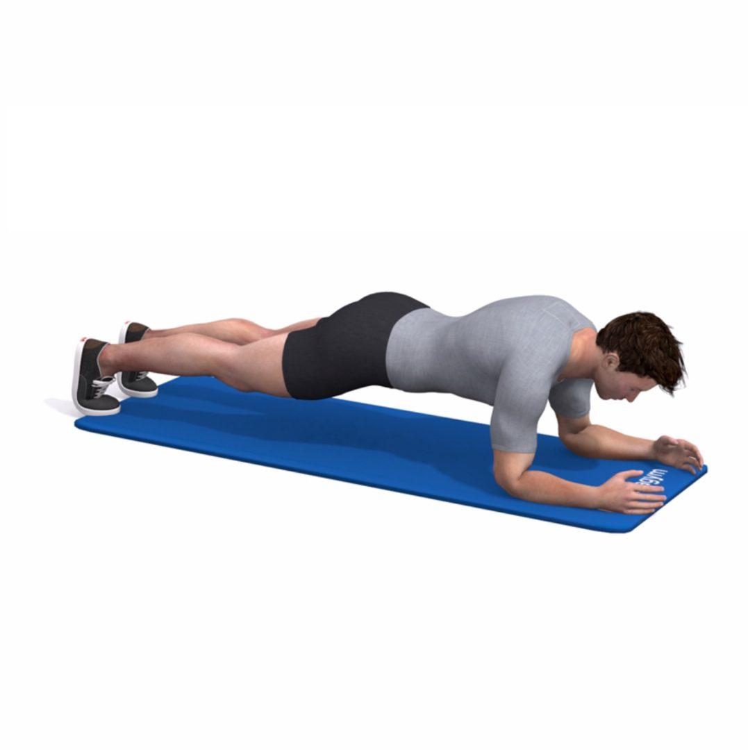 Hoover - Fitness Als Medicijn Oefening