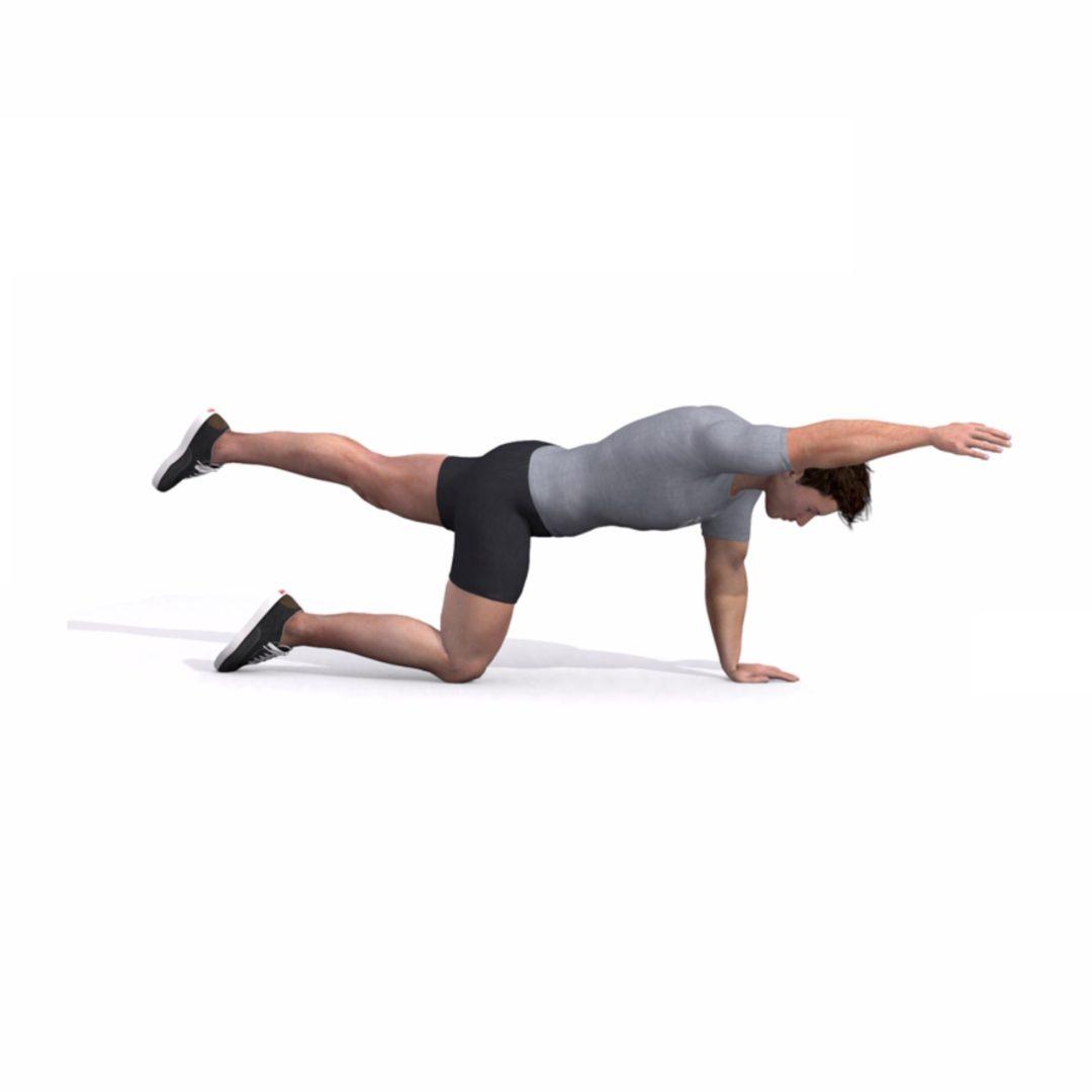 Prone Cobra - Fitness Als Medicijn Oefening