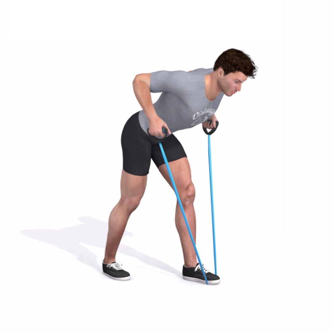 Rowing - Fitness Als Medicijn Oefening