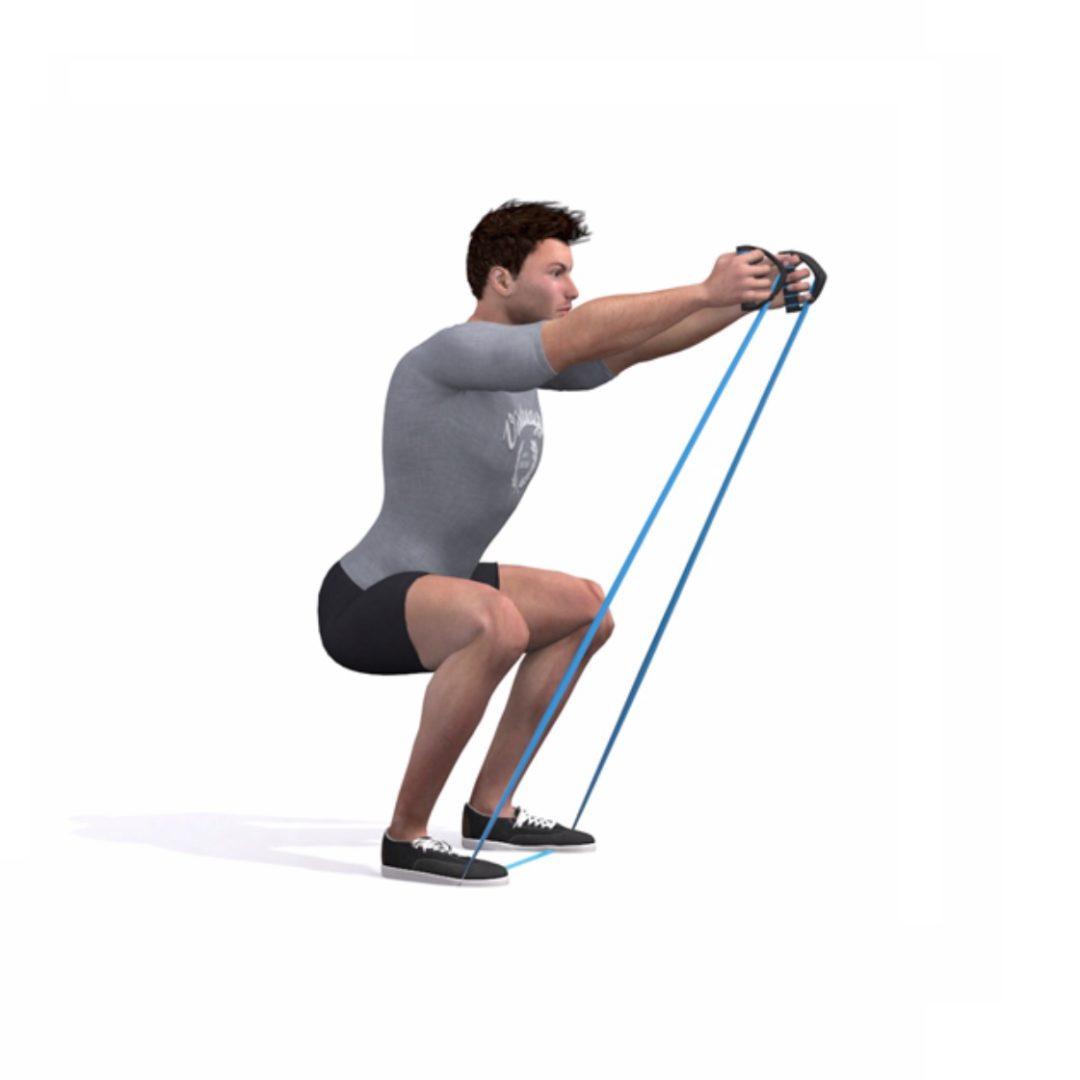 Squats - Fitness Als Medicijn Oefening