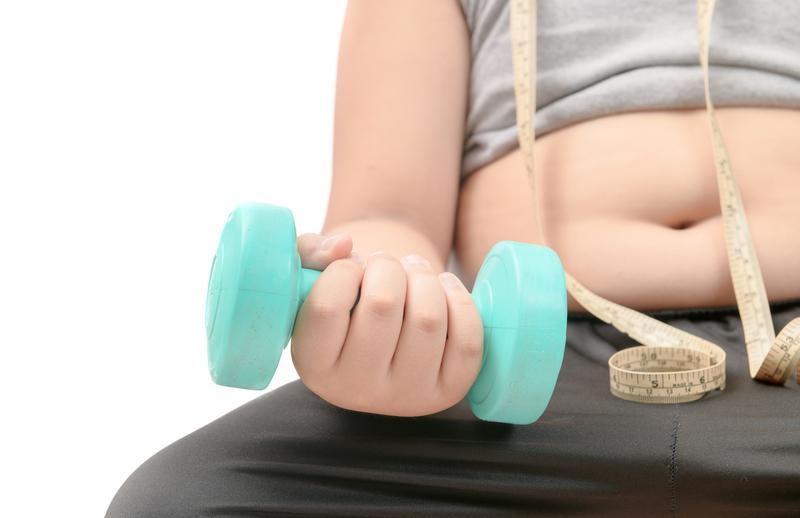 JuniorFIT Fitness als Medicijn Medisch Centrum Ternat Jongeren met obesitas