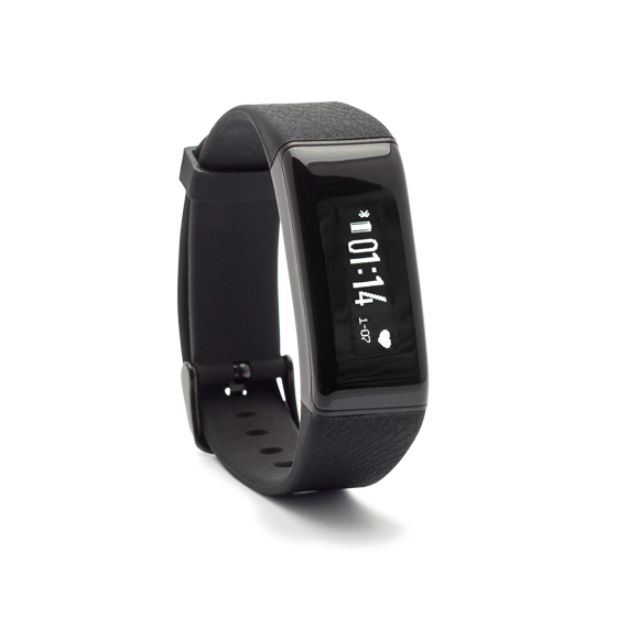 Virtuagym NEO Health Go Beweegmeter beweegbandje, itness tracker met hartslagfunctie - Fitness als Medicijn