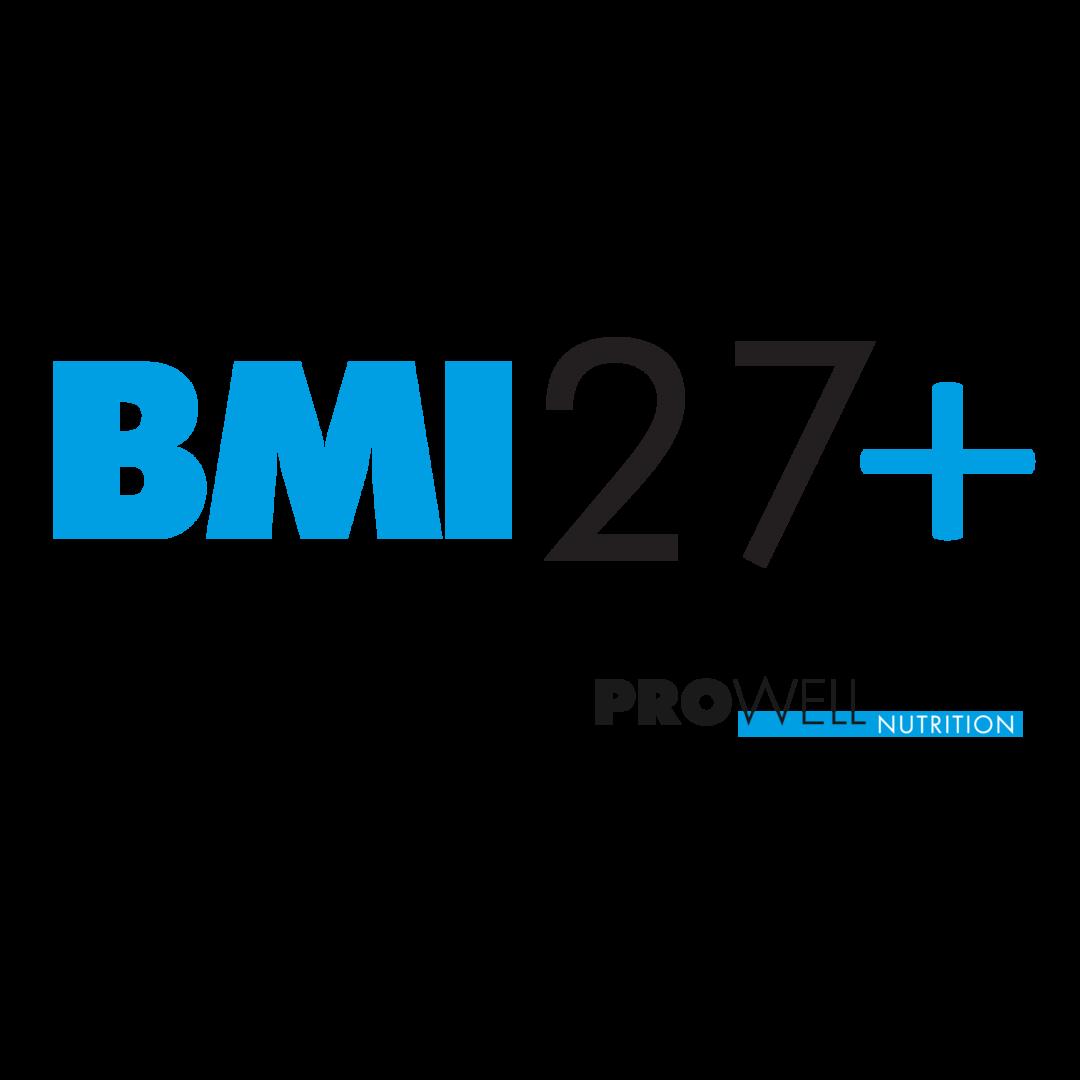 ProWell BMI27+ bewegingsprogramma - Pro Well