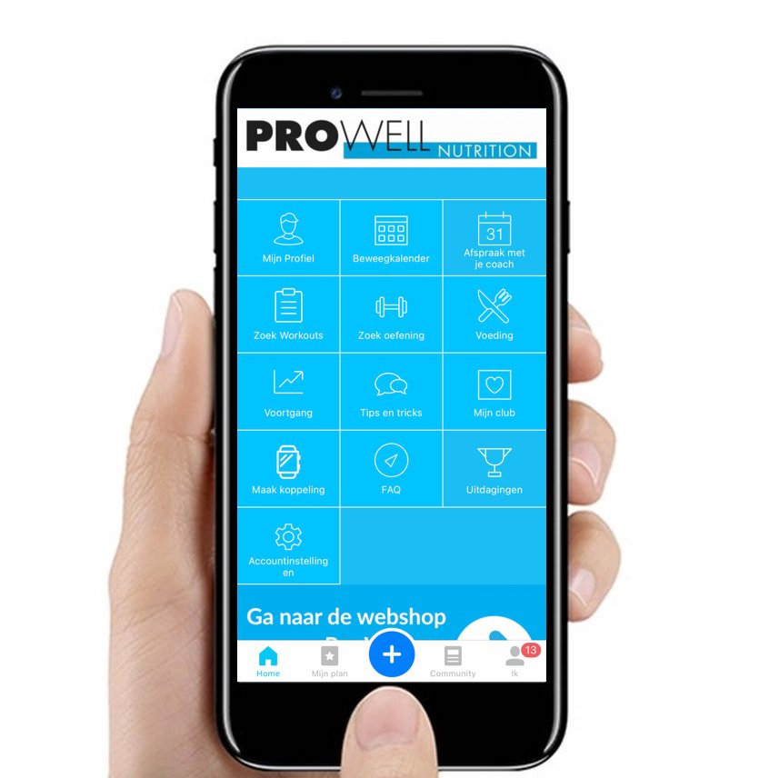 ProWell Lifestyle app - Pro Well